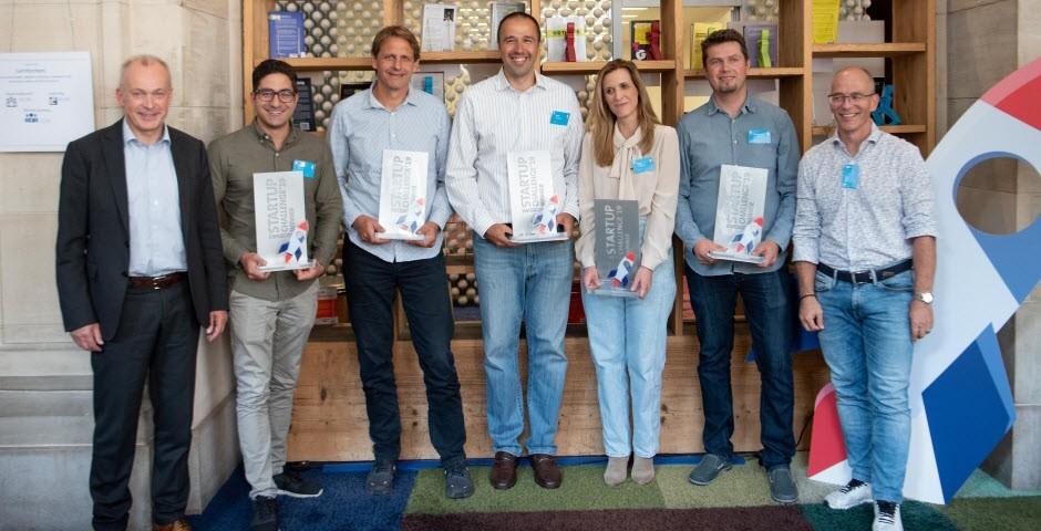 CREAL3D wins the Swisscom StartUp Challenge 2019